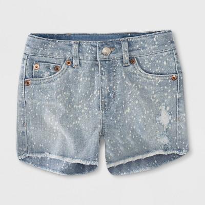 Levi's® Toddler Girls' Everyday Jean Shorts