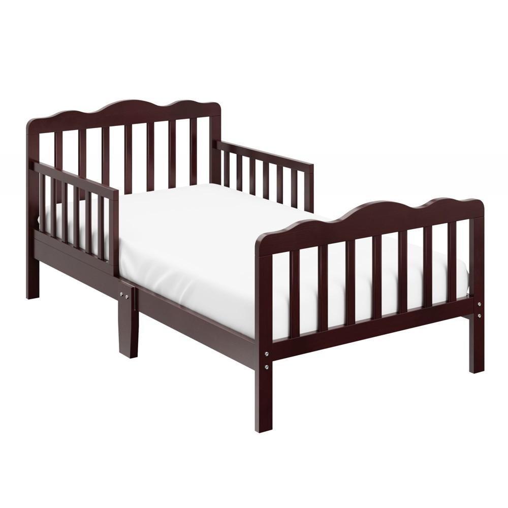 Image of Storkcraft Hillside Toddler Bed - Espresso, Brown