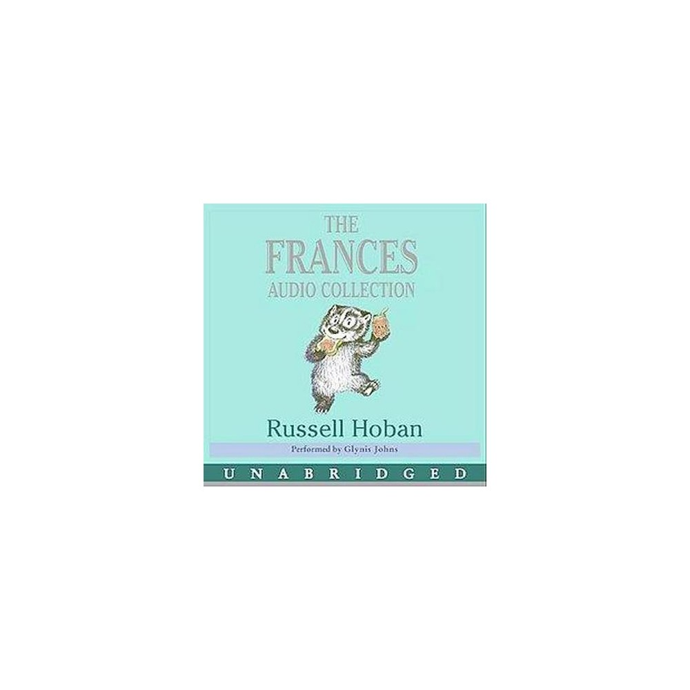 Frances Audio Collection (Unabridged) (CD/Spoken Word) (Russell Hoban)