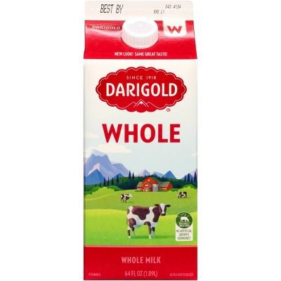 Darigold Whole Milk - 0.5gal