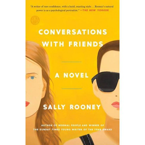 Conversations With Friends -  by Sally Rooney (Paperback) - image 1 of 1