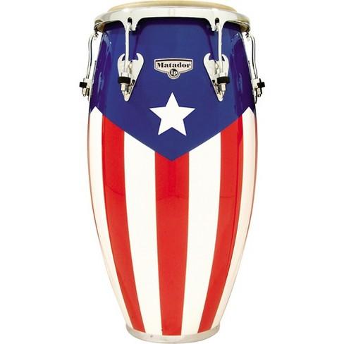 LP Matador Puerto Rican Flag Conga - image 1 of 2