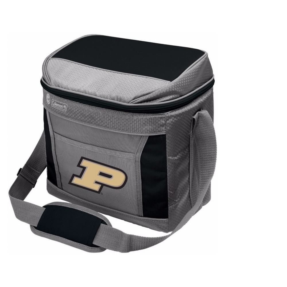 NCAA Coleman 9-Can Soft-Sided Cooler Purdue Boilermakers