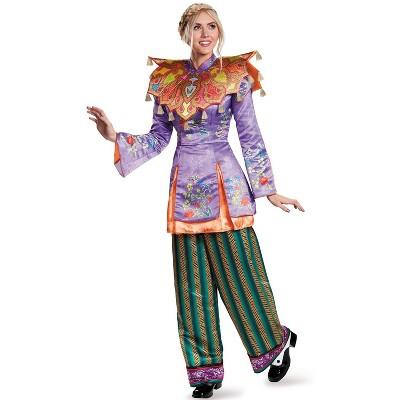 Alice in Wonderland Looking Glass Alice Prestige Adult Costume