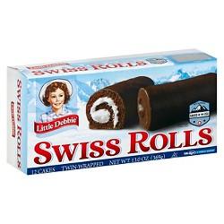 Little Debbie Swiss Rolls - 12ct