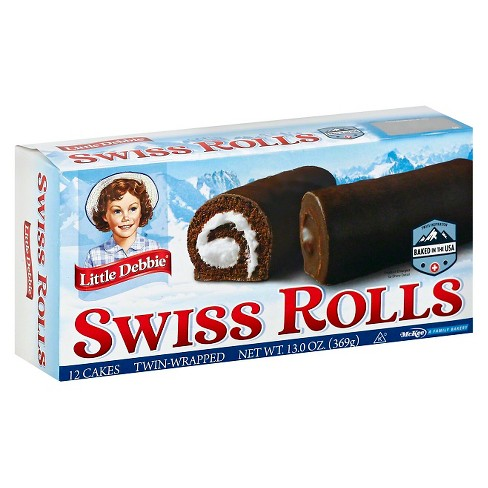 Image result for swiss rolls