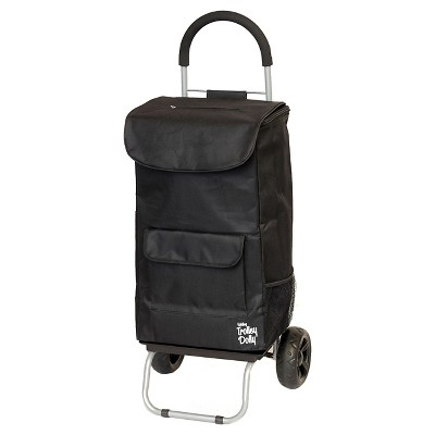 Trolley Dolly Mobile Cart- Black - Dbest