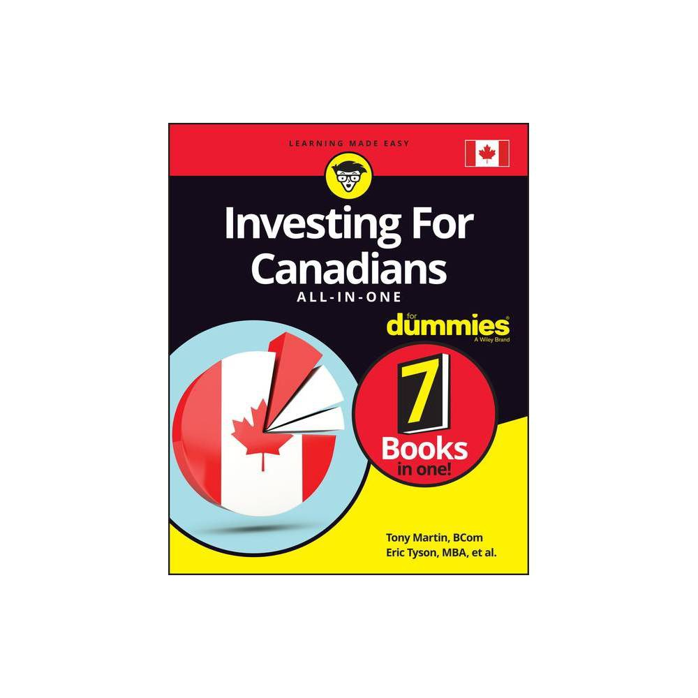 Investing For Canadians All In One For Dummies By Tony Martin Eric Tyson Paperback