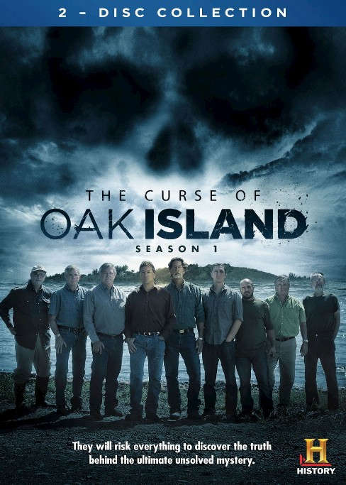 Curse of oak island (DVD) - image 1 of 1