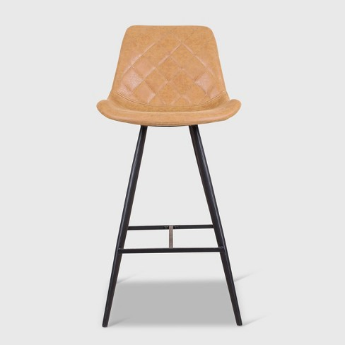 Set of 2 Sevier Faux Leather Barstools - RST Brands - image 1 of 4