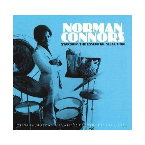 Norman Connors - Starship: The Essential Selection (CD) - image 1 of 1