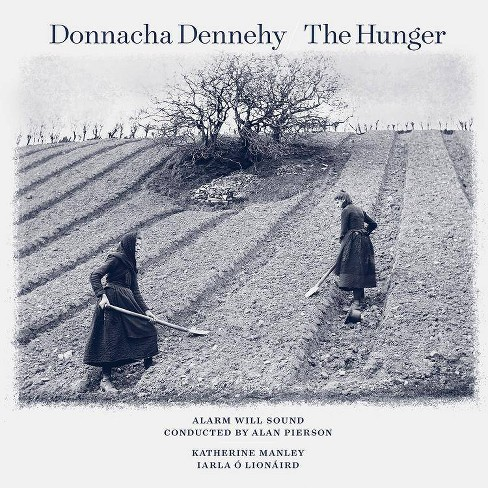 Alarm will sound - Donnacha dennehy-the hunger (cd/2019) (CD) - image 1 of 1