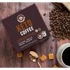 Rapid Fire Coffee Caramel Macchiato Light Roast Coffee Pods - 16ct - image 2 of 4