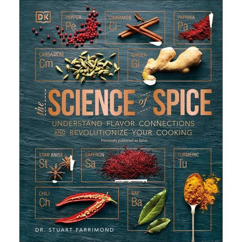 The Science of Spice - by  Stuart Dr Farrimond (Hardcover) - image 1 of 1
