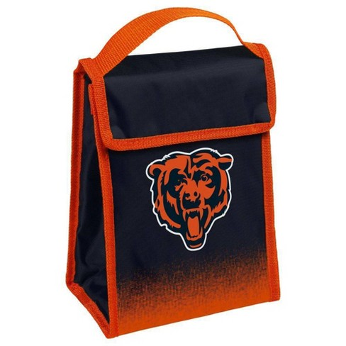 NFL Chicago Bears Gradient Lunch Bag - image 1 of 1