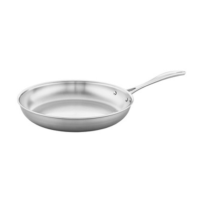 ZWILLING Spirit 3-ply Stainless Steel Fry Pan