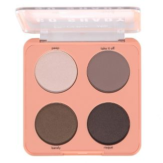 The Crème Shop So Shady Eyeshadow Palette The Nudist