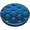 PopSockets PopGrip Cell Phone Grip & Stand - Iridescent Mermaid Wave - image 2 of 3