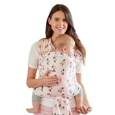 Moby Wrap for Disney Baby Special Edition Classic Baby Wrap Carrier - Minnie Mouse