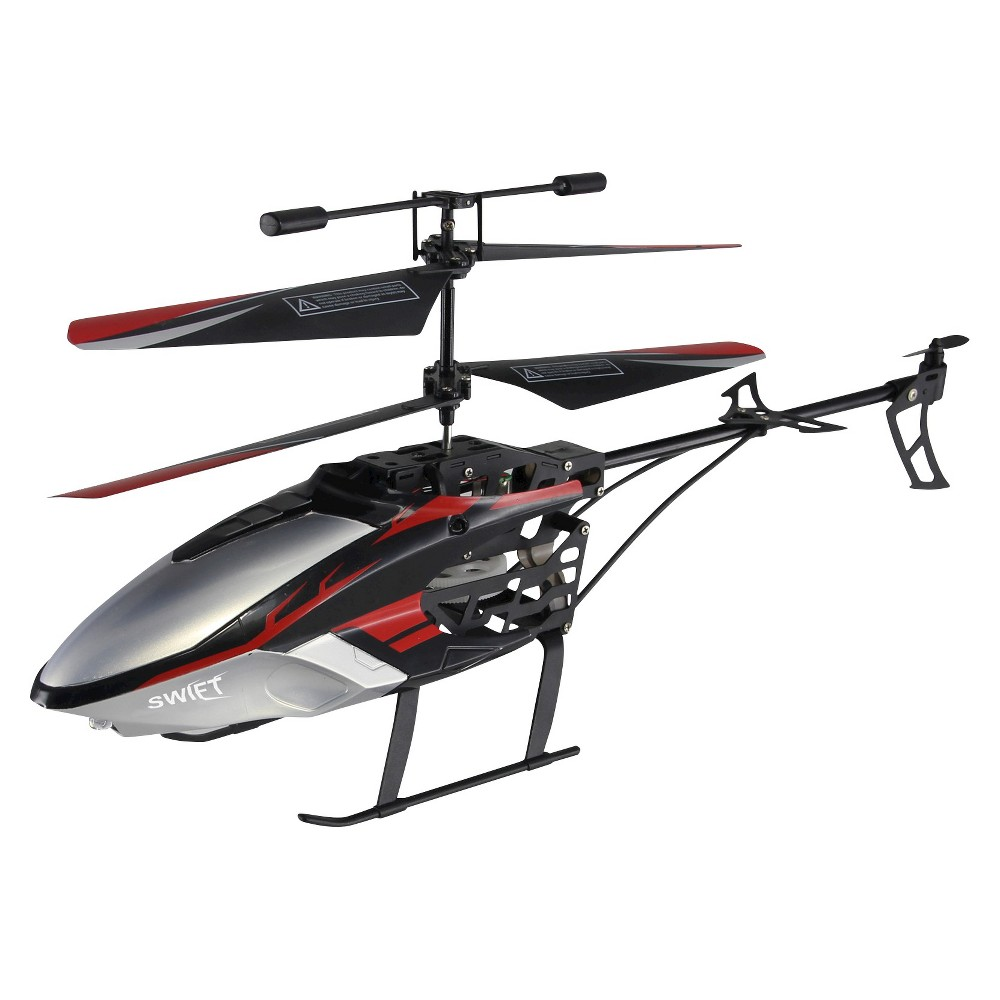 Sky Rover RC Helicopter - Rapide, Black
