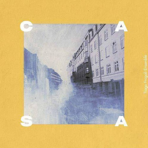 Tiago Ensemble Frugoli - Casa (CD) - image 1 of 1