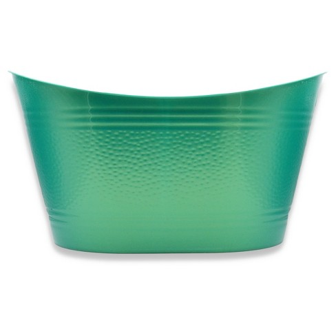 Utility Storage Tubs And Totes - CrMe De Menthe - Bella Storage Solution - image 1 of 2