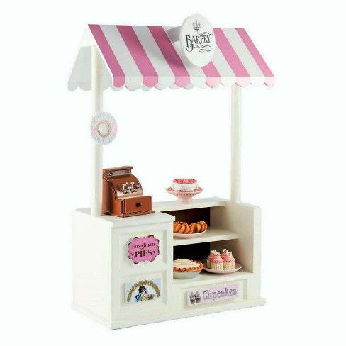 The Queen's Treasures® 18 Inch Doll Furniture, Interchangeable Bake Shop, Signs, Register, Money Accessories - image 1 of 5