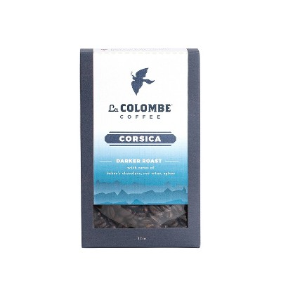La Colombe Corsica Whole Bean Dark Roast Coffee - 12oz
