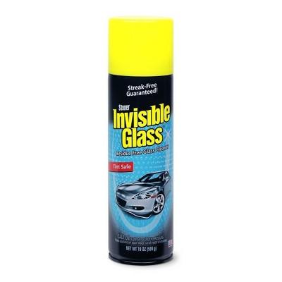 Invisible Glass Aerosol Glass Cleaner 19-oz.