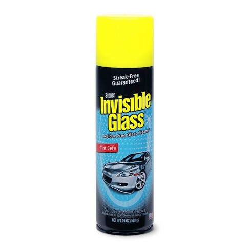 Invisible Glass Aerosol Glass Cleaner 19-oz. - image 1 of 3