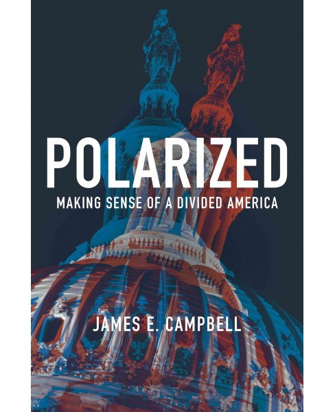 Polarized : Making Sense of a Divided America (Hardcover) (James E. Campbell) - image 1 of 1