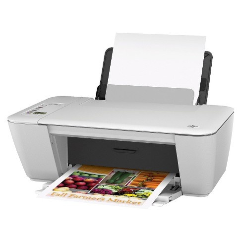 HP® Deskjet 2540 e-All-in-One Color Multifunction Inkjet Printer - White (A9U22A#B1H) - image 1 of 4