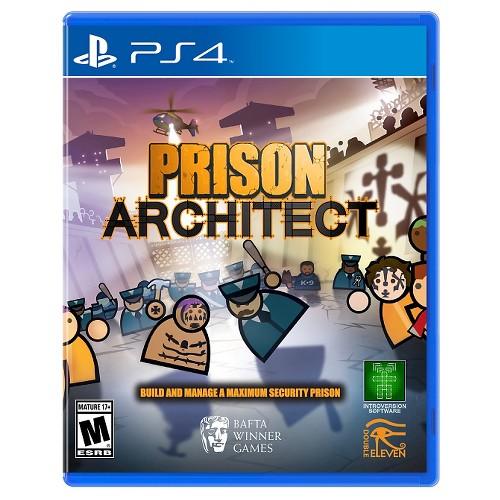 Prison Architect PlayStation 4