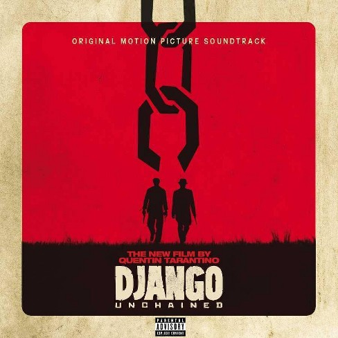 Various - Quentin Tarantino's Django Unchained (OST) (EXPLICIT LYRICS) (Vinyl) - image 1 of 1