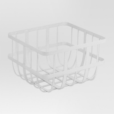 Decorative Boxes and Baskets White - Threshold™