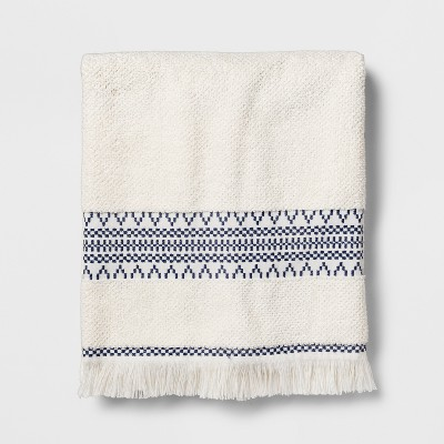 Bath Towel Heritage Stripe - Threshold™