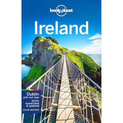Lonely Planet Ireland - (Country Guide) 14th Edition by  Neil Wilson & Isabel Albiston & Fionn Davenport & Belinda Dixon & Catherine Le Nevez