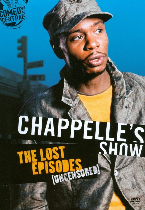 Chappelle's Show: The Lost Episodes [Uncensored] - image 1 of 1