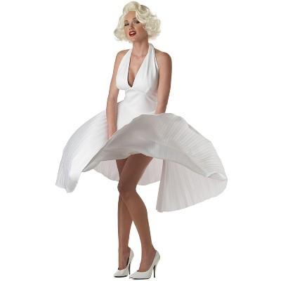 Marilyn Monroe Deluxe Marilyn Adult Costume