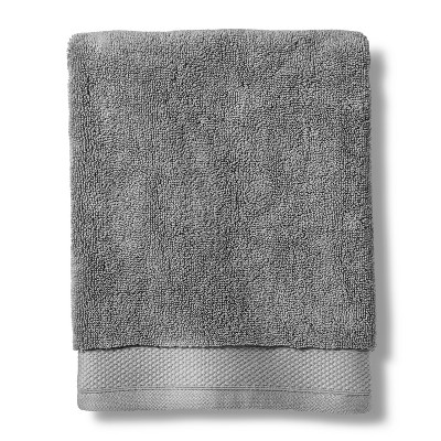Hand Towel Reserve Solid Bath Towels And Washcloths Lead - Fieldcrest®