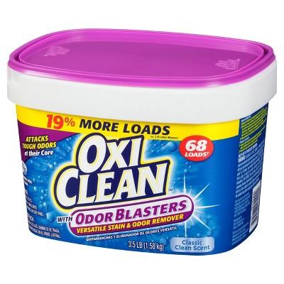 OxiClean Odor Blasters Versatile Stain & Odor Remover, 3.5lb