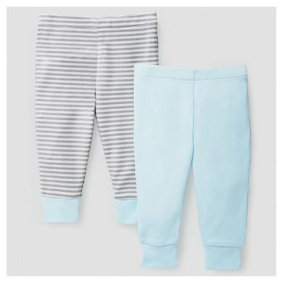 Skip Hop Baby Boys' Boho Feathers Pants Set - Blue 3M