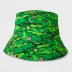 09e82a1c0ca54 Bug Camo Gardening Sun Hat Green One Size - Kid Made Modern