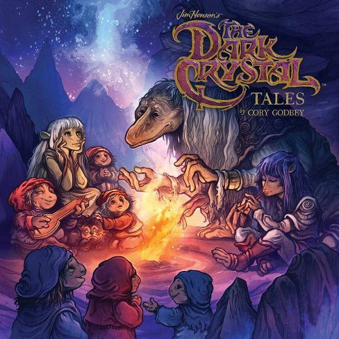 Jim Henson's Dark Crystal Tales - by  Cory Godbey (Hardcover) - image 1 of 1