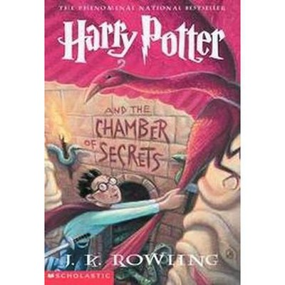 Harry Potter and the Chamber of Secrets - by J. K. Rowling