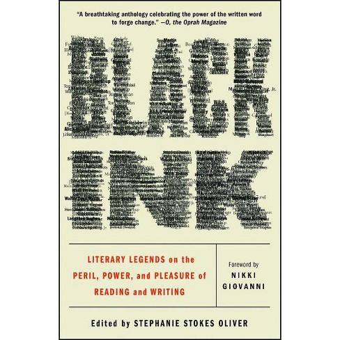 Black Ink - (Paperback) - image 1 of 1