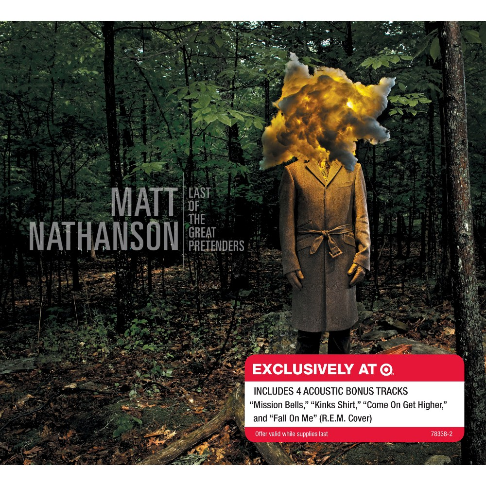 Matt Nathanson - Last of The Great - Only at Target