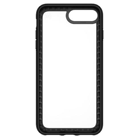 official photos 85d75 9313e Speck Apple iPhone 8 Plus/7 Plus/6s Plus/6 Plus Presidio Show Case -  Clear/Black