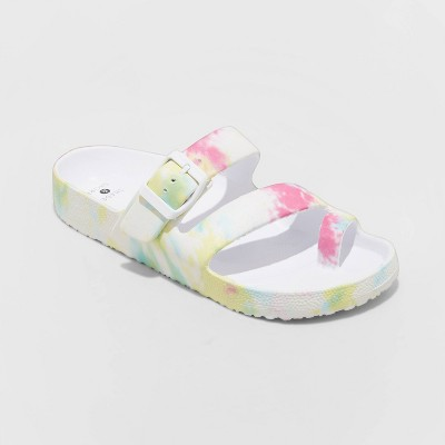 Women's Nola Toe Ring Slide Sandals - Shade & Shore™