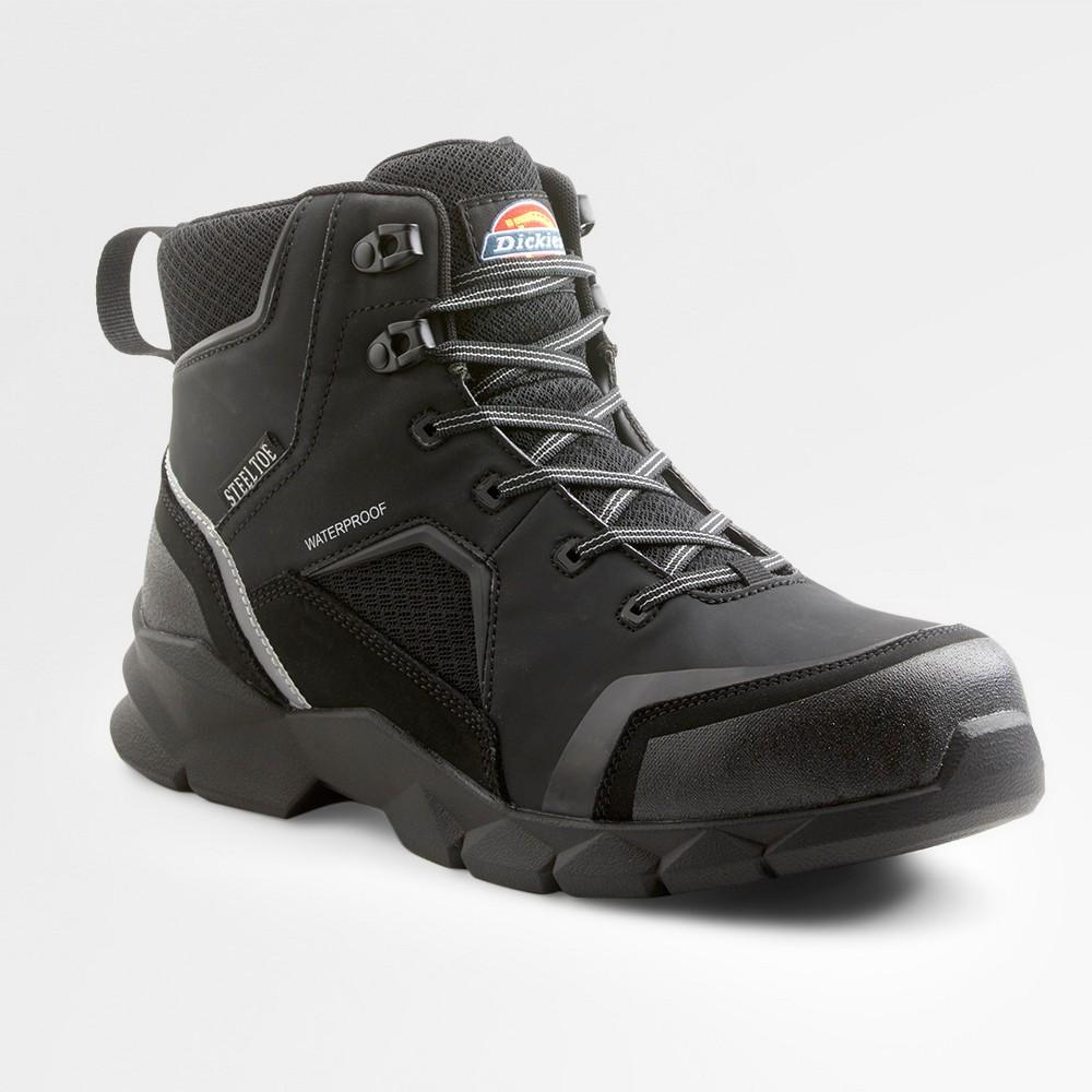 Men's Dickies Corvus Work Boots - Black 9.5